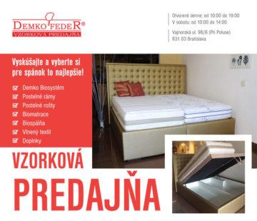 Vzorková predajňa Demko Feder