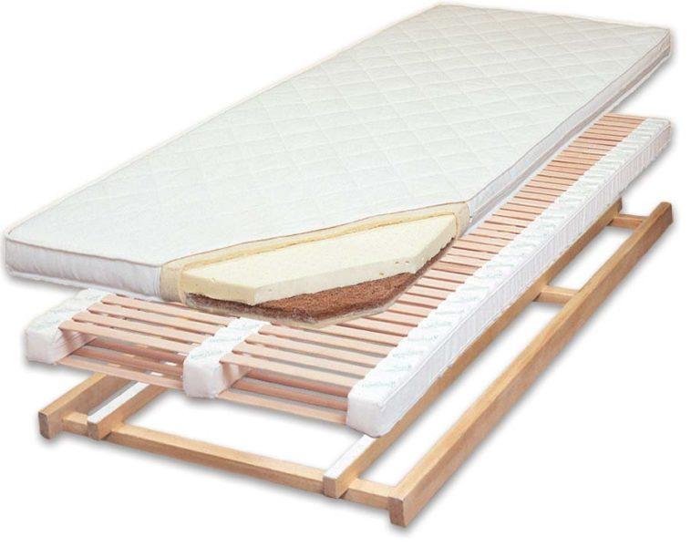 Matrac a postelný rošt